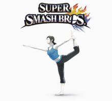 Wii fit Trainer by EmberBrindle