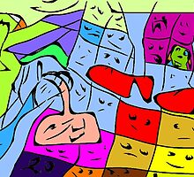 Brazil Artis Rodrigo Exclusive Art by Rodrigo Vieira Gomes