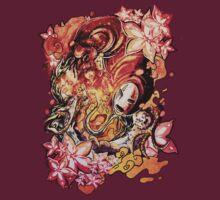 SPIRITED AWAY by Iris-sempi
