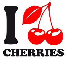 I Love Cherries by Style-O-Mat