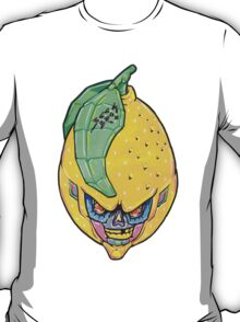 Fruity Hero // Lemon Demon T-Shirt