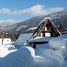 Koinokura Village in Japan Alps by kibishipaul