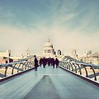 Millenium Bridge by iMattDesign