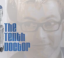 The Tenth Doctor by hypergeekstuff