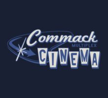 Commack Cinema by LicensedThreads