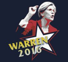 Elizabeth Warren 2016! by portispolitics