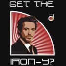 Iron Man Irony by Bloodysender