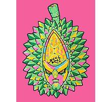 Fruity Hero // Durian Major Photographic Print