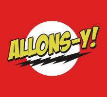 Allons-y Kids Clothes