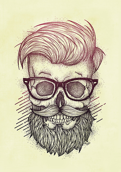 Hipster is Dead by mikekoubou
