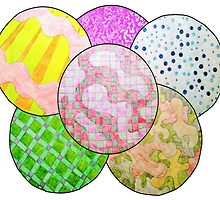 Circles with different designs by gt6673