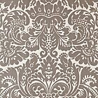 Vintage Gray Pattern by KarterRhys