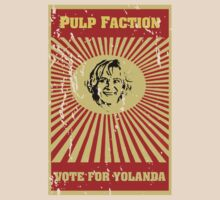 Pulp Faction - Yolanda by Frakk Geronimo