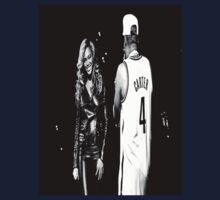 Mr. & Mrs. Carter T-Shirt by Hunaaa