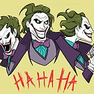 Joker by ArtisticCole