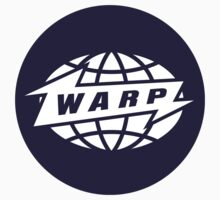 Warp Records Logo by bassfuto