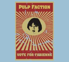 Pulp Faction - Fabienne by Frakk Geronimo