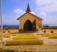 Aruba Chapel by echoesofheaven