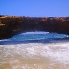 Aruba Natural Bridge by echoesofheaven