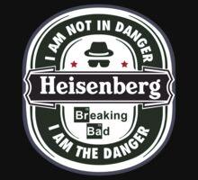 Heisenberg Breaking Bad shirt by Ryan Jay Cruz