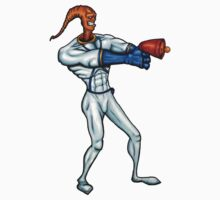 Earthworm Jim by James Minson