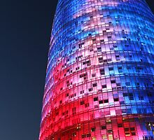 Torre AGBAR by pedrogalvez