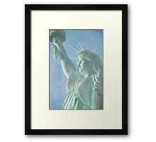 Let Freedom Ring Framed Print
