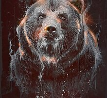 DARK BEAR by ptitecaostore