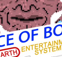 NINTENDO: NES Face Of Boe Sticker