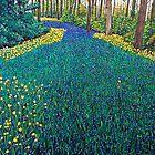 Keukenhof Garden by Valentina Henao