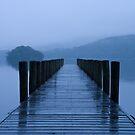 Blue Lake by jacqi
