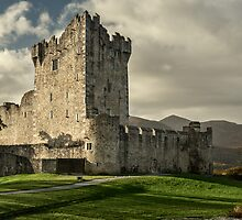 Ross Castle,Killarney National Park,Ireland by youngoggo