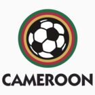 Cameroon Football / Soccer by artpolitic