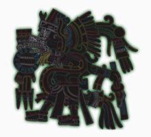 Ehecatl Quetzalocoatl by Akaxe Tekpatl