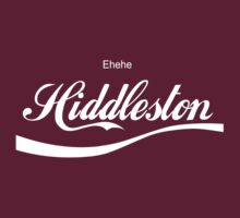 Ehehehe (Enjoy) Hiddleston by cumberqueen
