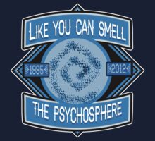 Like you can smell the Psychosphere by Namueh