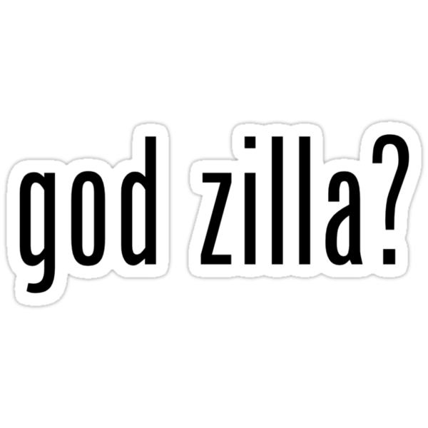god zilla? by TeeHut