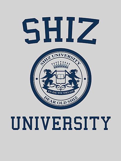 Shiz University - Wicked by Johanna Martinez