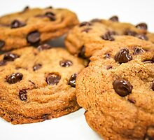 Chocolate Chip Cookies! by Tara Brandau