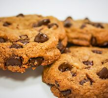 Chocolate Chip Cookies!!! by Tara Brandau