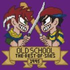 Old School SNES 1995 by Chris Buckley