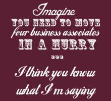 Business Associates by akapine006