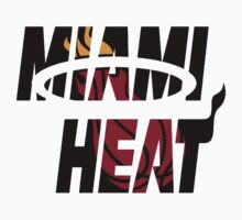 Miami Heat by AbsoluteLegend