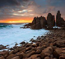 Devonian Dream - Phillip Island, Victoria, Australia by Sean Farrow