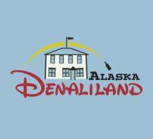 Denaliland2 Alaska with White Fairview Inn by 2madmonkeyss