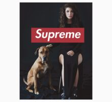 Lorde Supreme by Ewan Martin