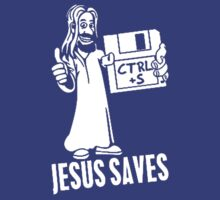 Jesus Saves by GeekLab