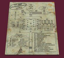 Dungeon Scrawl (Large Print) by PinMatt
