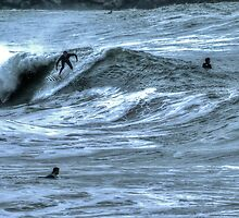 Great Surf Contest by Stephen Burke