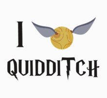 I Snitch Quidditch by kdm1298